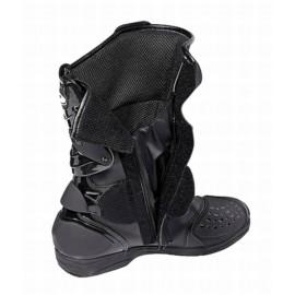 Motocyklové boty Held MERLIN, kůže, černé (pár)