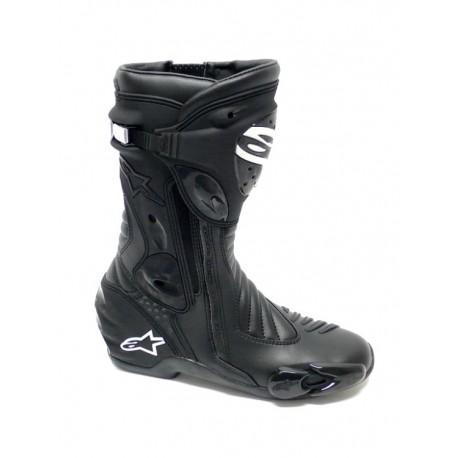 Motocyklové boty Alpinestars S-MX R GORE-TEX černá (pár)